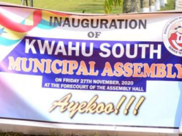 Kwahu South Municipal Assembly