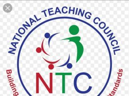 National Teaching Council (NTC) logo