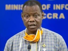 Dr. Patrick Kuma-Aboagye