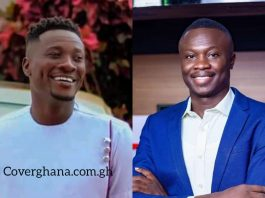 Asamoah Gyan clashes with Saddick Adams over his news report