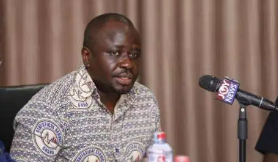 Government Statistician, Prof. Samuel Kobina Annim