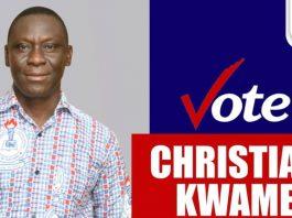 Christian Kwame